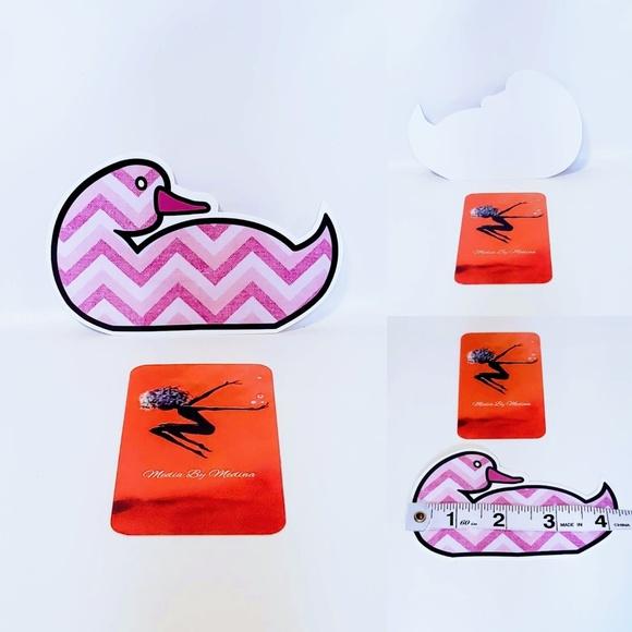 Dooney & Bourke Other - 🦆Dooney & Bourke Authentic Duck Decal/Sticker🦆